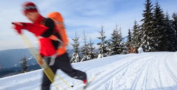 Ski de fond 590 x 300