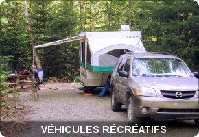 véhicules récréatifs