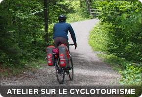 atelier-conférence sur le cyclotourisme