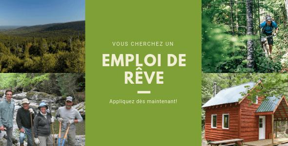 offre d'emploi au parc régional du Massif du Sud