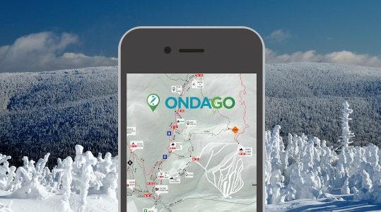 carte géolocalisée sur Ondago